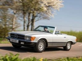 Classic & Sports Car Feature – The 'SVR' Pagoda Restoration