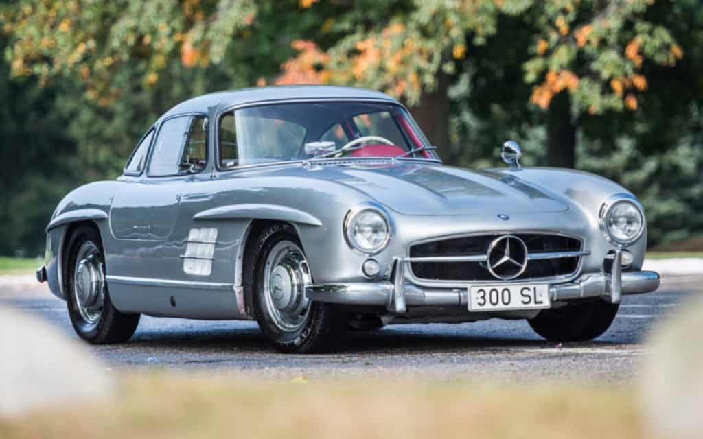 History of the Mercedes-Benz SL – Club House