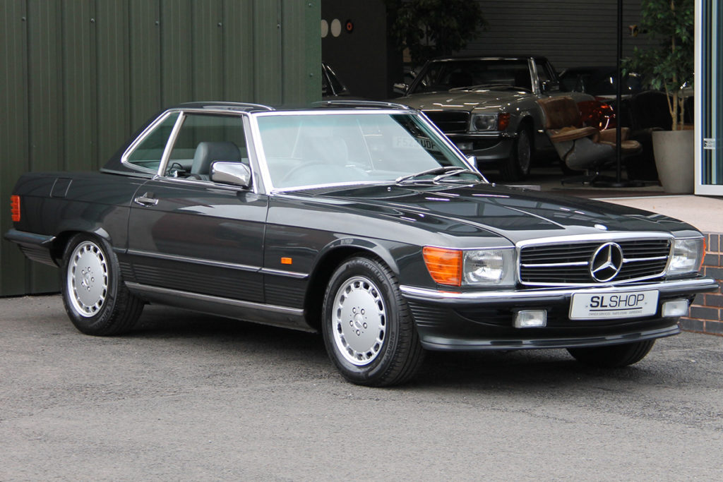The Collector's Car - 1989 Mercedes-Benz 300SL R107 for sale