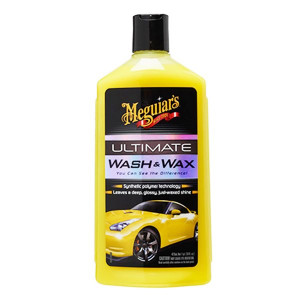 Meguiar's Ultimate Wash & Wax - 473ml