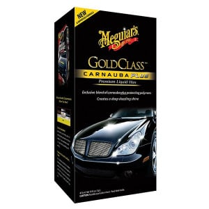 Meguiar's Gold Class Carnauba Plus Premium Liquid Wax - 473ml