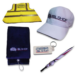 The SL Shop Touring Package Deal