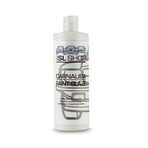 The SL Shop Carnauba Paint Glaze - 500ml