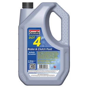 Granville DOT 4 Brake & Clutch Fluid - 5L