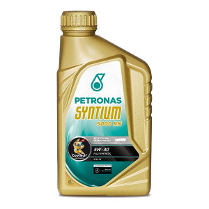 Petronas Syntium 5000RN 5W/30 Fully Synthetic Based Engine Oil - 1L