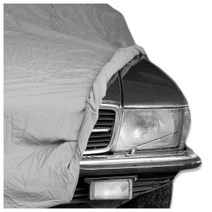 Mercedes-Benz SL R 107 Lightweight Breathable Outdoor Car Cover