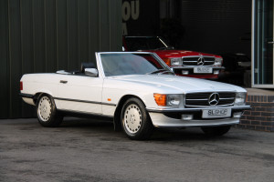 1988 MERCEDES-BENZ | 300 SL STOCK#2085