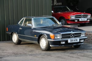 1987 MERCEDES-BENZ | 300 SL STOCK #2088