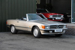1986 MERCEDES-BENZ | 300 SL STOCK#2073