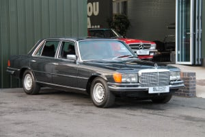 1978  MERCEDES-BENZ 450 SEL | STOCK #1931