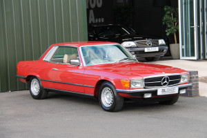 1981 V Plate MERCEDES-BENZ W107 | 450 SLC | STOCK # 2079