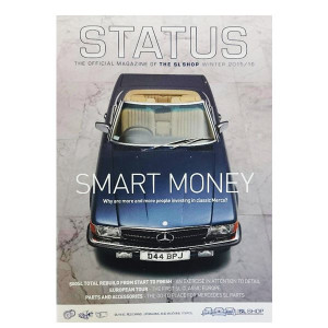 Status Magazine Issue 1 (Winter 2015/16)