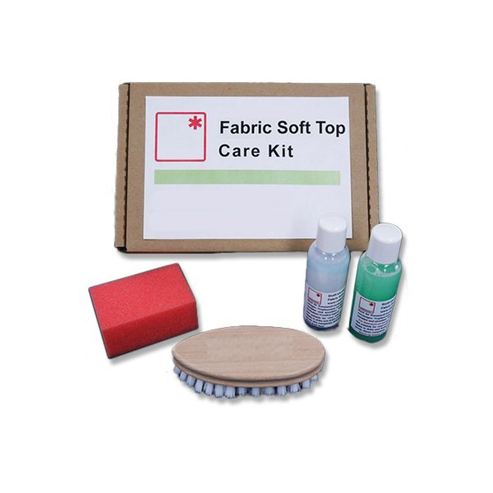 Mercedes-Benz Convertible Soft Top Fabric Care Kit | The