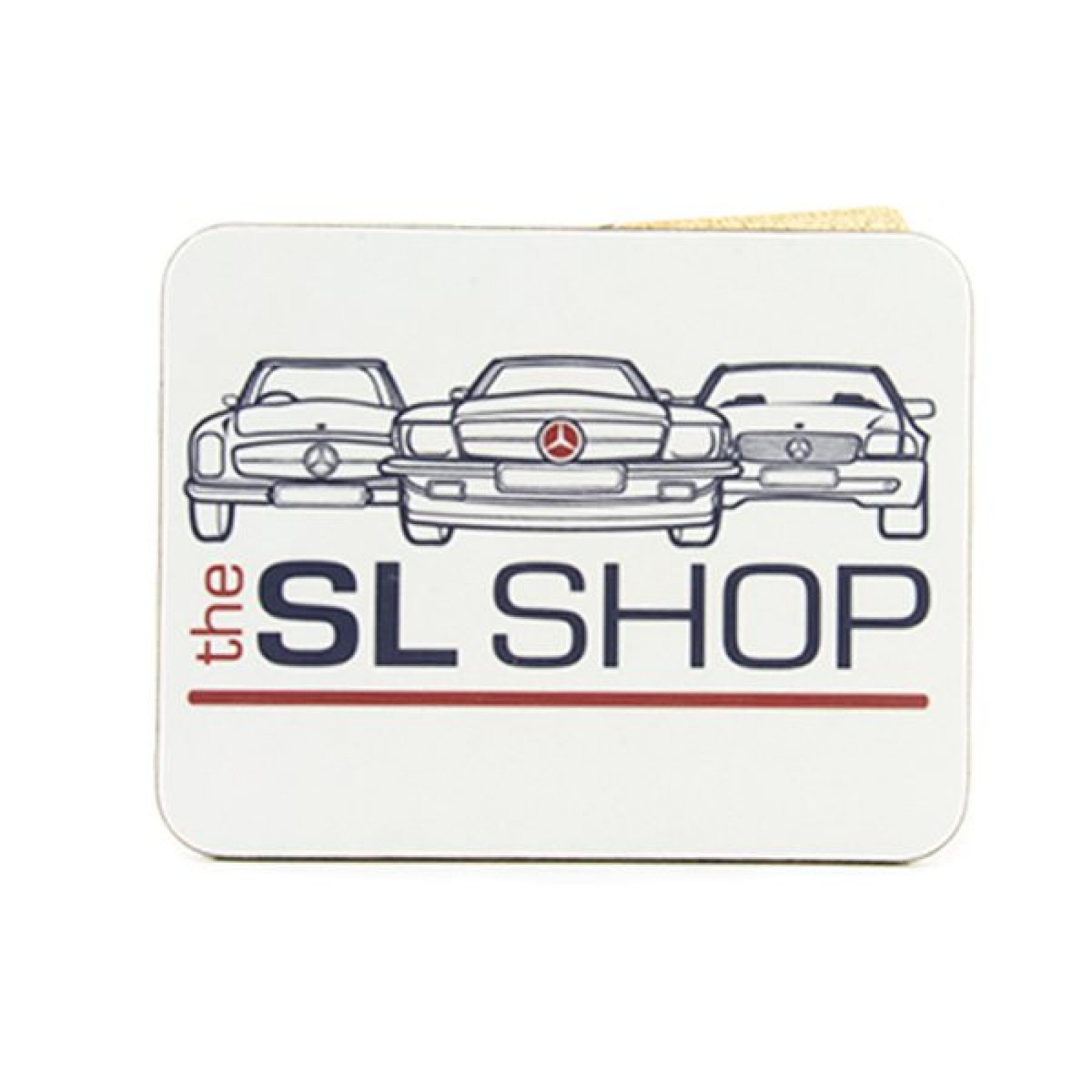 Official sl shop mug coaster the sl shop for Official mercedes benz parts