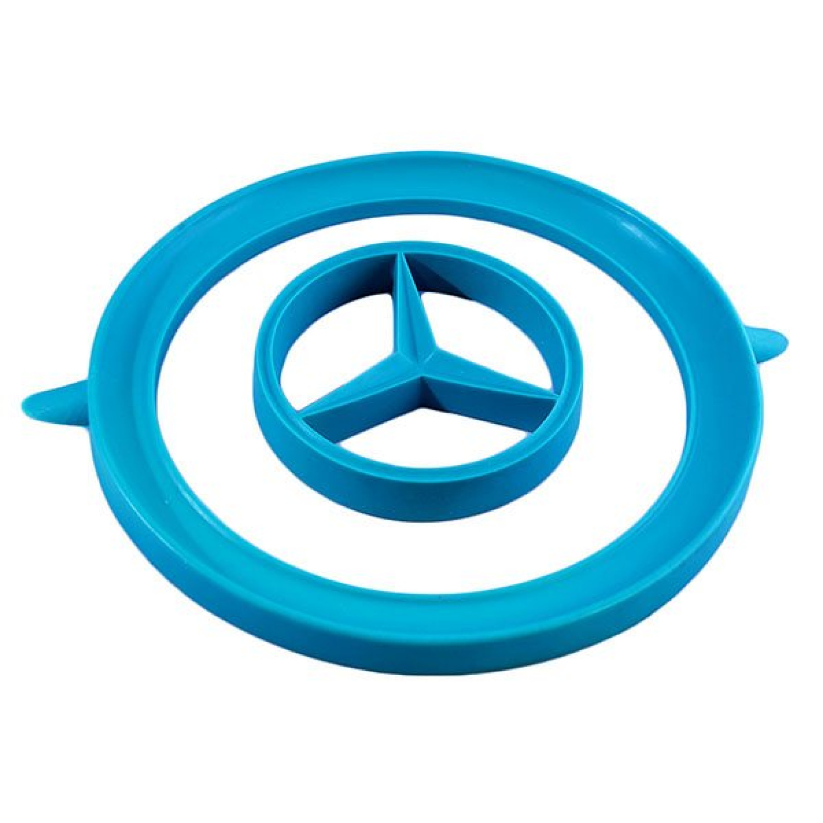 Mercedes-Benz Hub Cap Silicone Star Template | The SL Shop