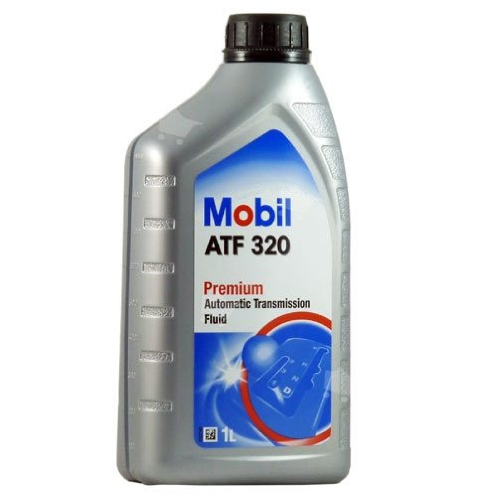 How To Check Automatic Transmission Fluid >> Mobil ATF 320 Gearbox Oil - 1L | The SL Shop