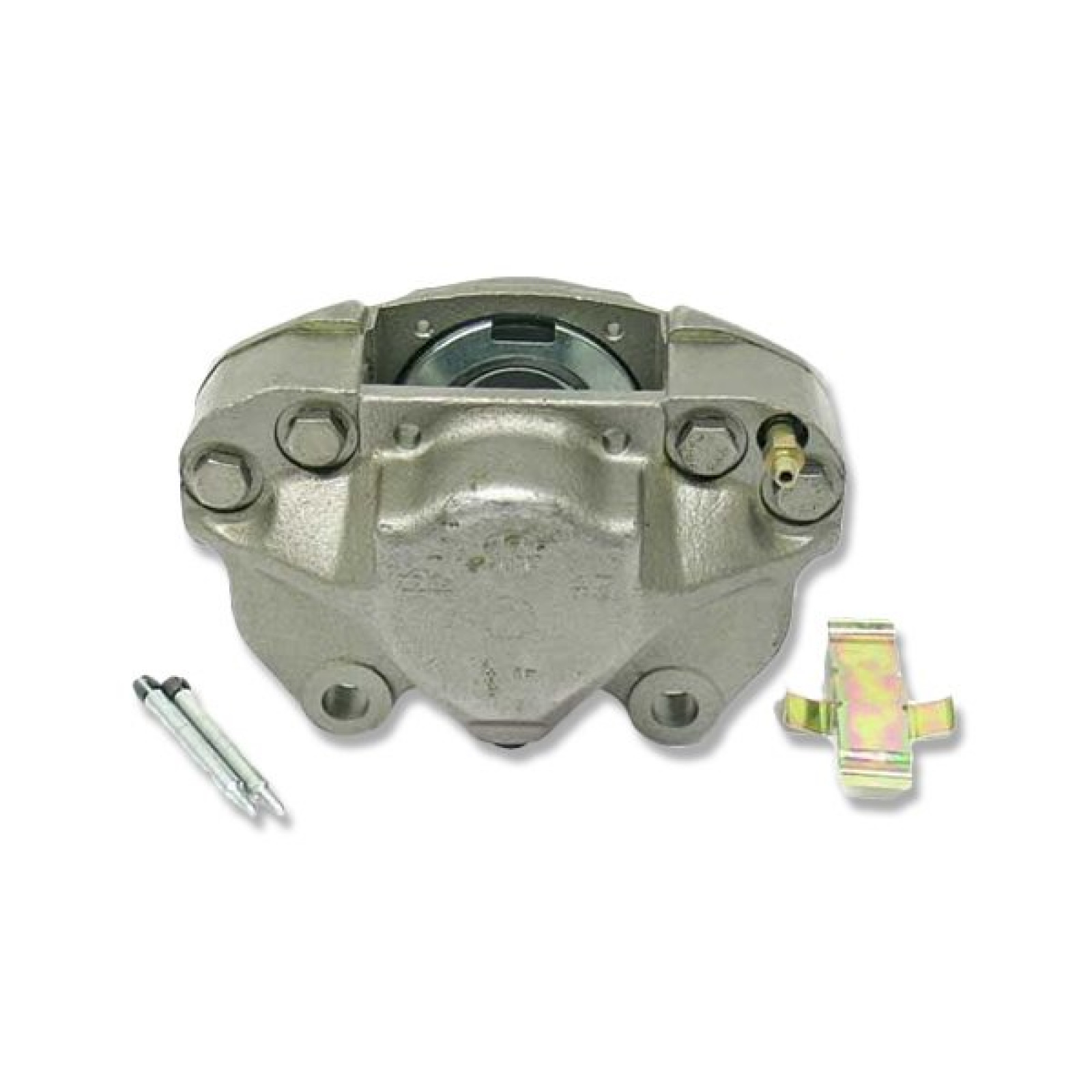 Mercedes benz 1959 39 76 front right brake caliper for Mercedes benz brake calipers