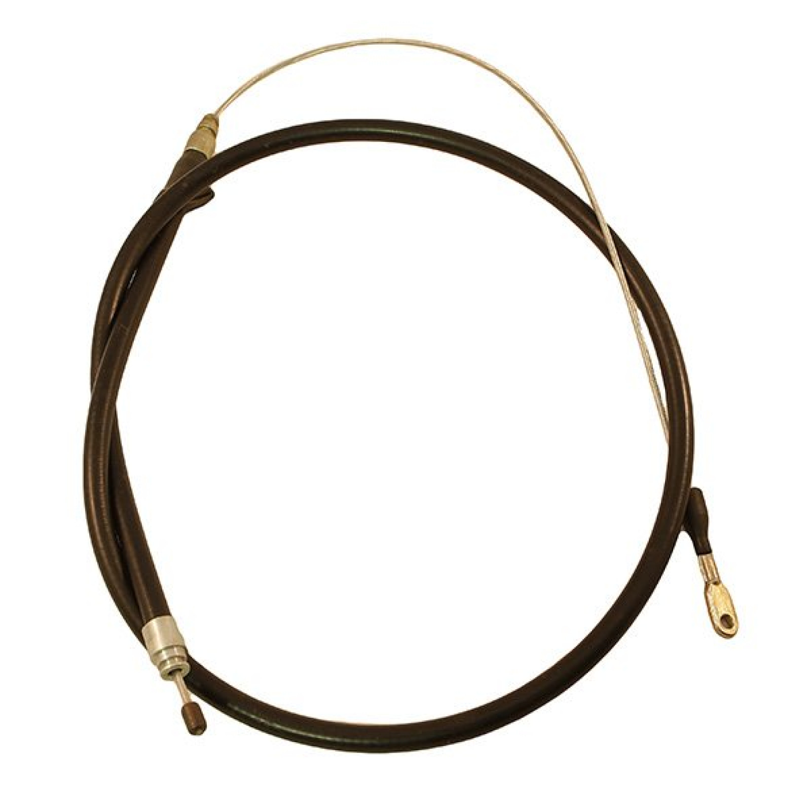 Mercedes-Benz SL/SLC 107 Cable for Foot Operated Parking Brake | The ...