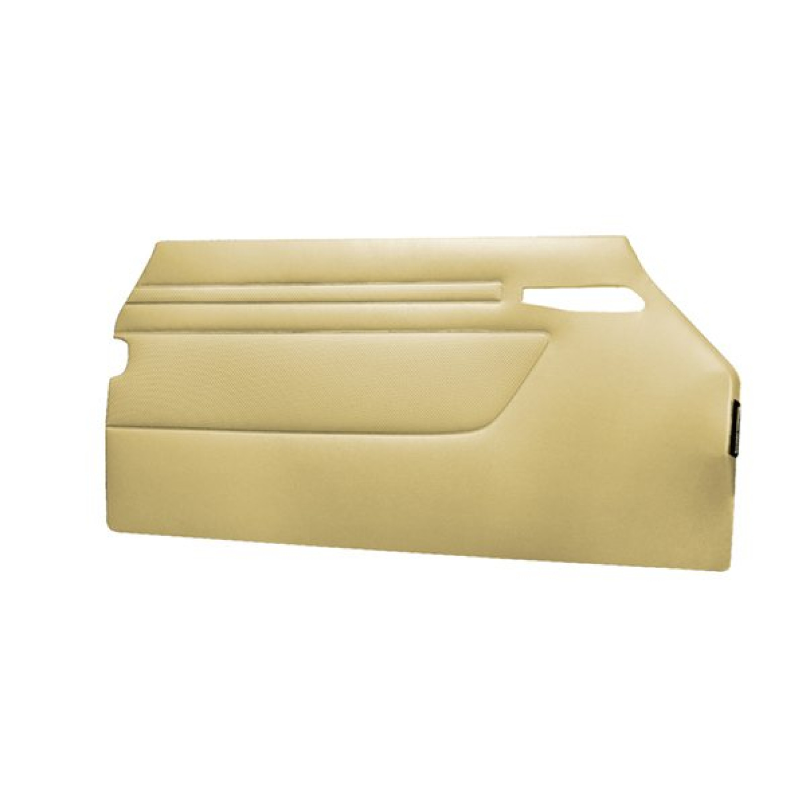 ... Mercedes-Benz SL R107 MB Tex Door Card Panel Set - Cream ...