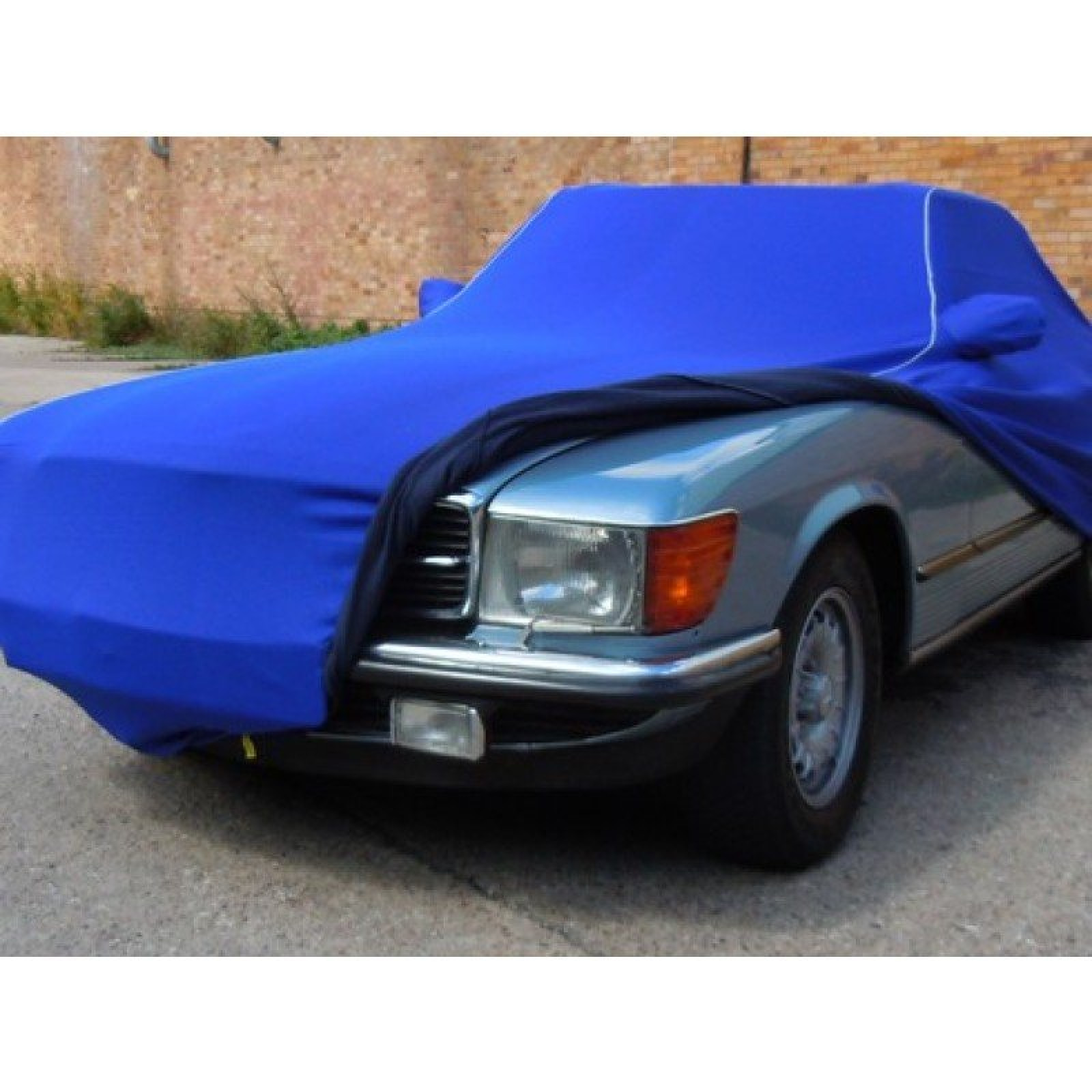 mercedes benz sl r129 tailor made indoor car cover the
