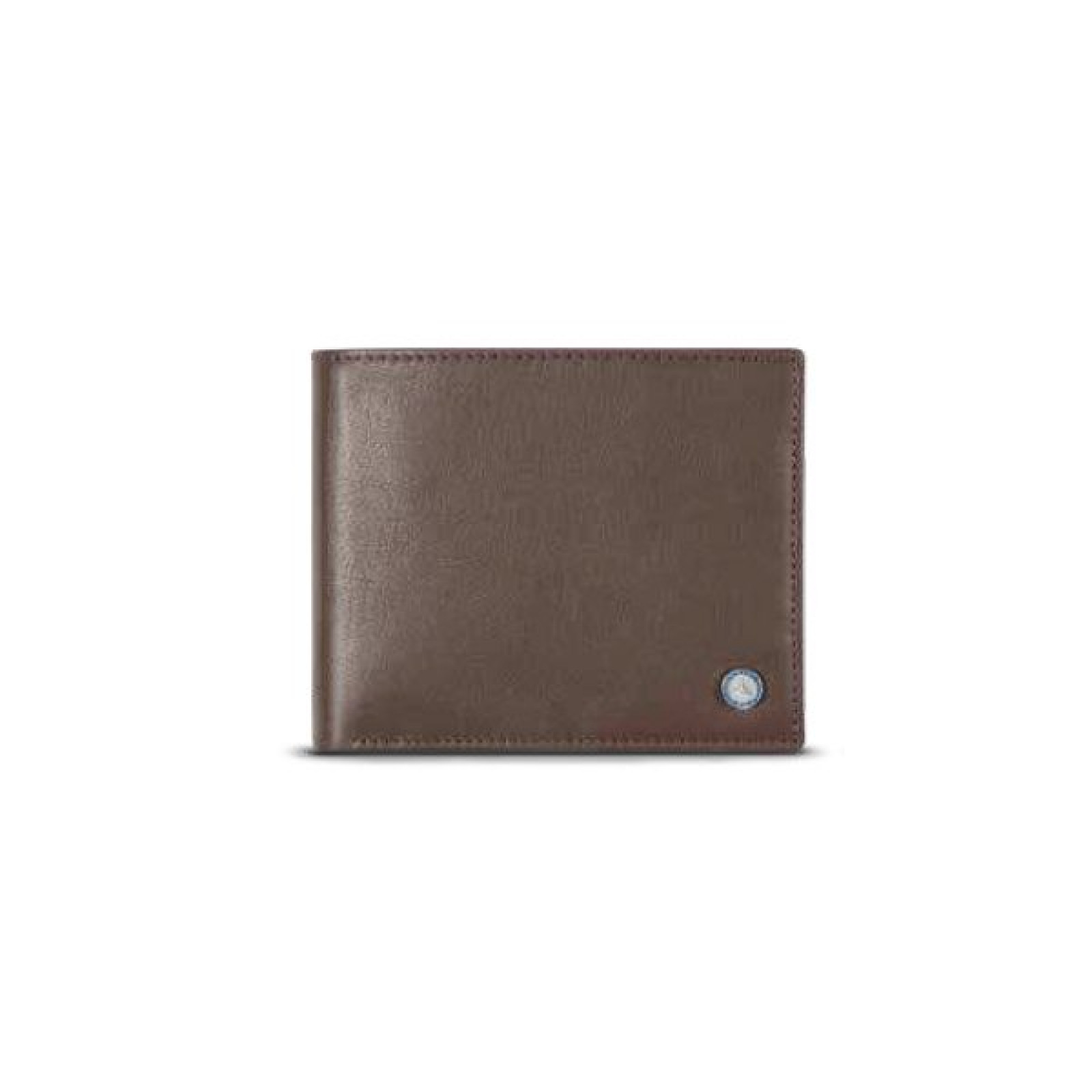mercedes benz official leather classic wallet brown. Black Bedroom Furniture Sets. Home Design Ideas