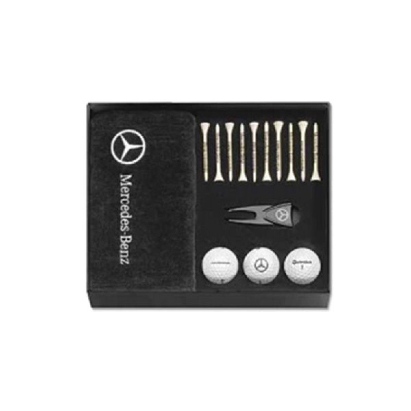 Mercedes benz official taylormade golf gift set the sl shop for Mercedes benz gifts