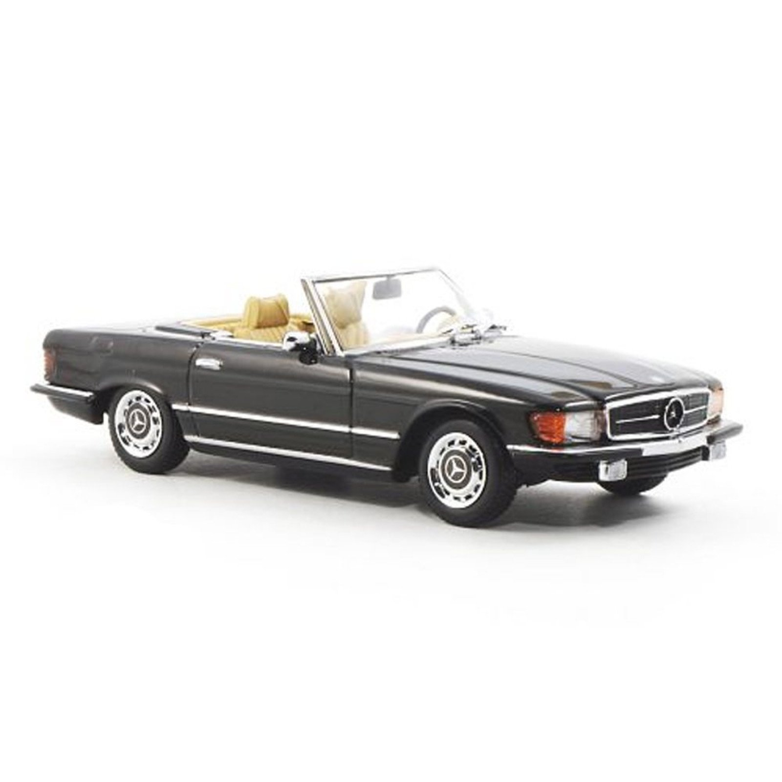 mercedes benz 1971 39 85 107 350sl 1 43 scale diecast model. Black Bedroom Furniture Sets. Home Design Ideas