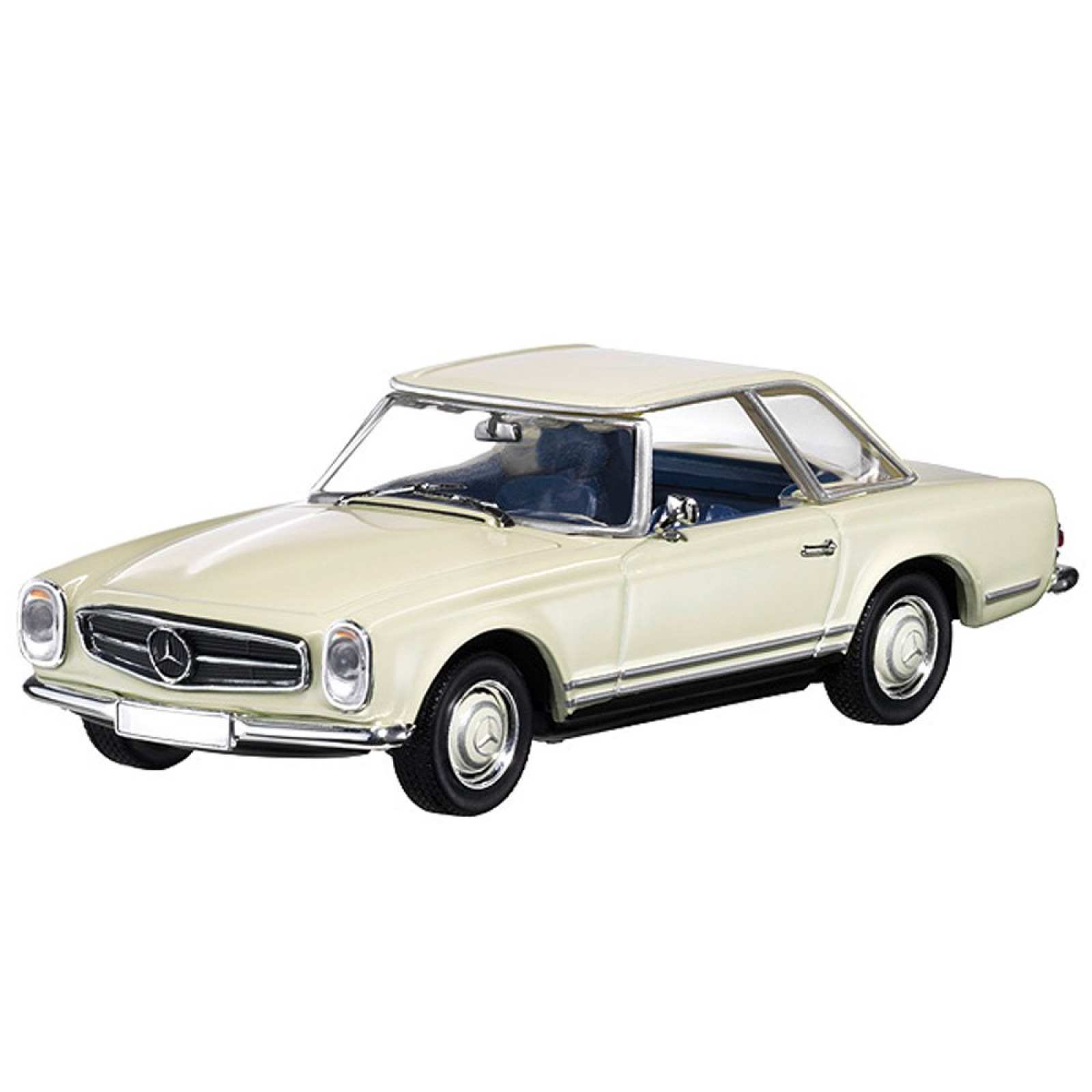 Mercedes benz w113 pagoda 230sl 1 43 scale diecast model for Mercedes benz w113
