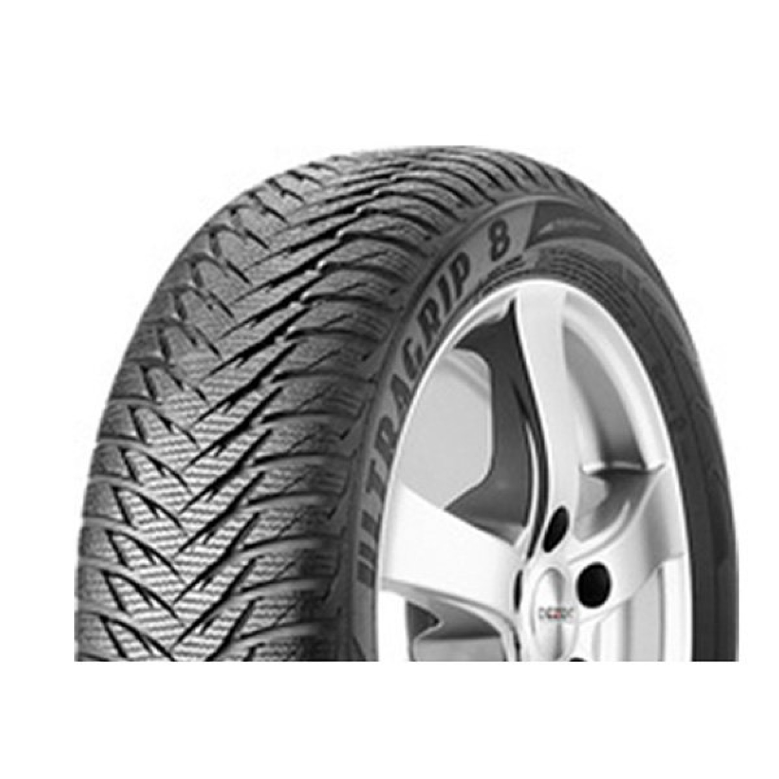 goodyear 205 65r15 ultra grip 8 winter tyre the sl shop. Black Bedroom Furniture Sets. Home Design Ideas