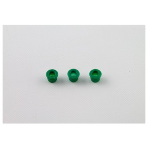 Mercedes-Benz Door Moulding Green Grommet - 0009885981