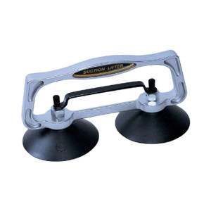 Rubber 2-Cup Suction Windscreen Lifter
