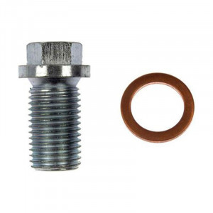 Mercedes-Benz Sealing Plug, Oil Sump With Seal Ring - 1119970330cpl.1