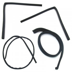 Mercedes-Benz 113 SL Soft Top Seals Bundle