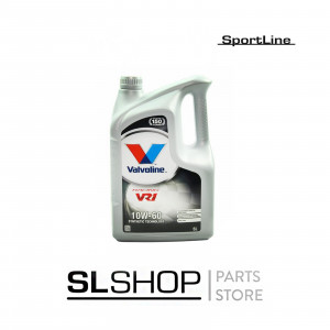 Valvoline VR1 Racing 10W/60 Semi-Synthetic Engine Oil - 5L