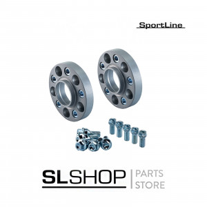 Mercedes-Benz 50mm Hubcentric Wheel Spacer Kit