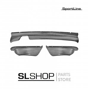 Mercedes-Benz SL R 107 Full GRP Rear Valance Panel Package Deal