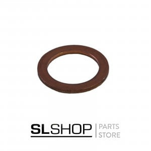 Mercedes-Benz Seal, Valve Stem 9mm Viton Brown - 1020530358