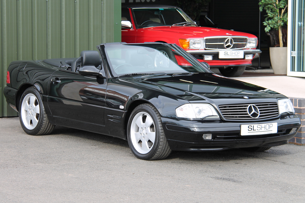 Mercedes-Benz SL500 R129