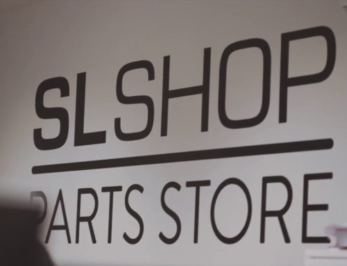Why buy your Mercedes-Benz parts from The SL Shop?