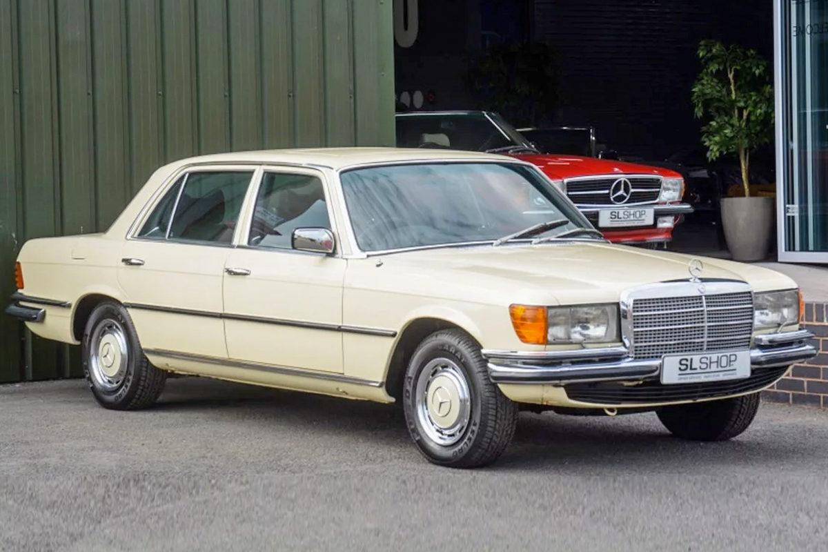 Mercedes-Benz 450SEL 4.5 W116