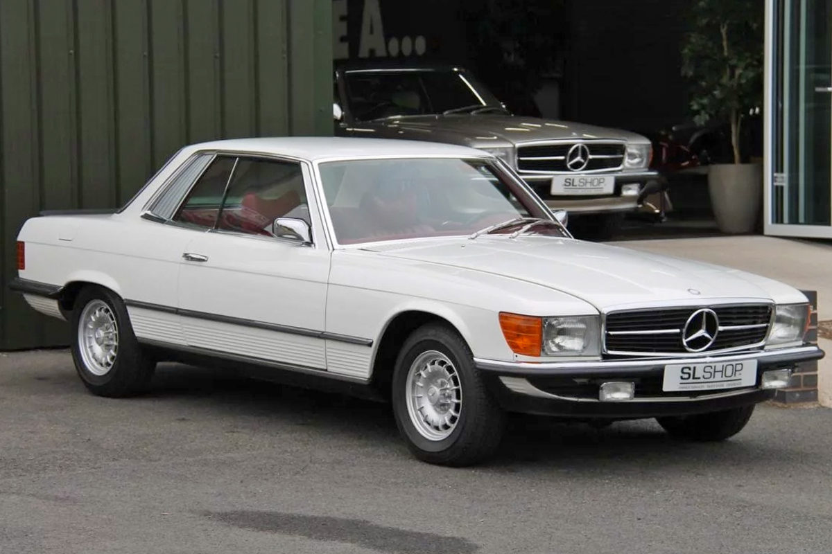 Mercedes-Benz 280SLC C107
