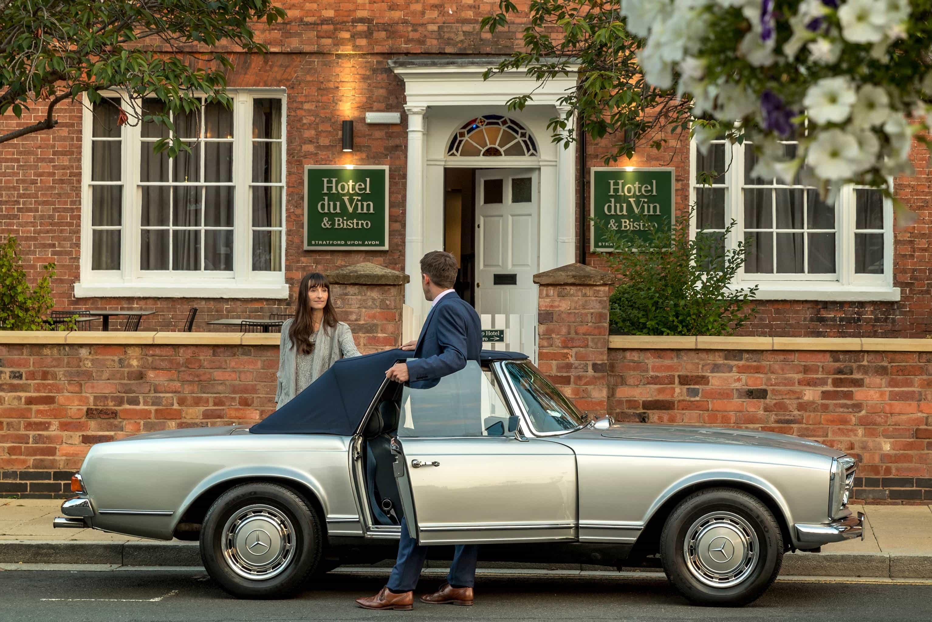 Wedding Car Hire The Slshop