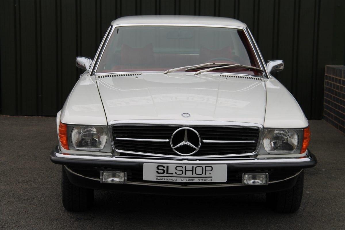 Mercedes-Benz 280SLC C107