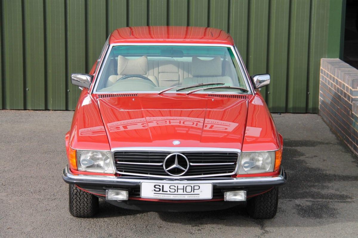 Mercedes-Benz 450SLC C107