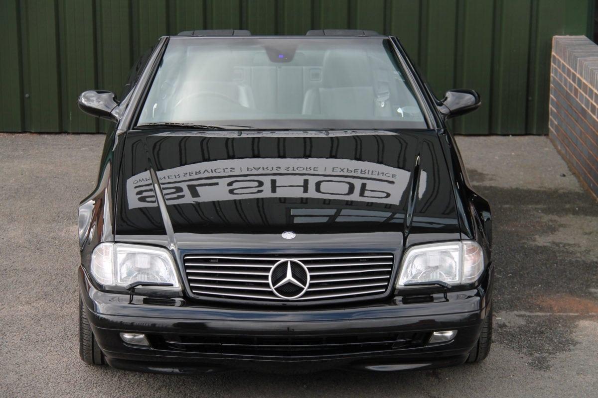 Mercedes-Benz SL500 R129