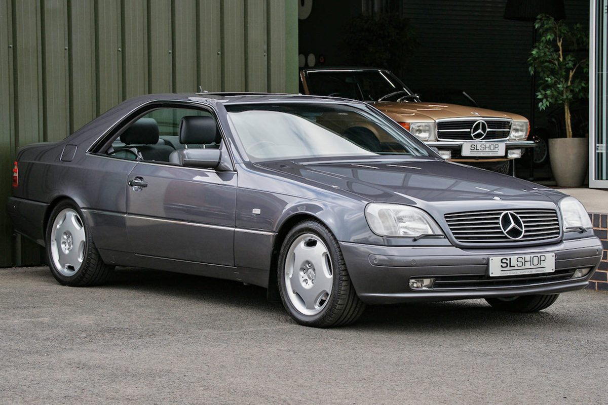 Mercedes-Benz CL500 C140