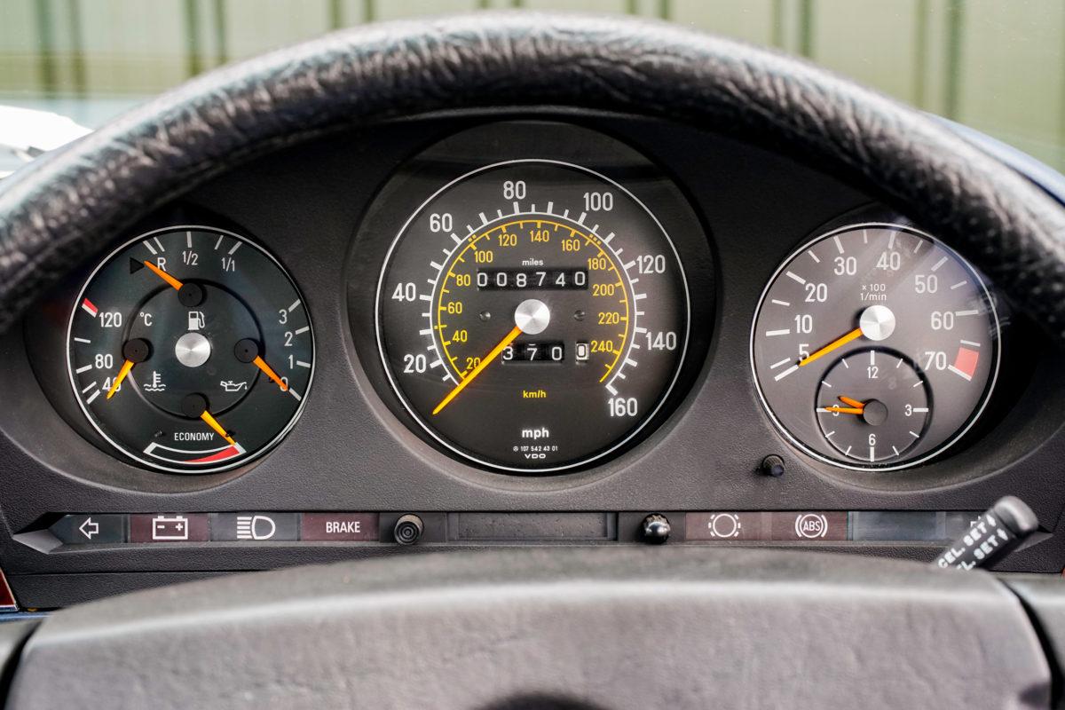 Mercedes-Benz 380SLC C107
