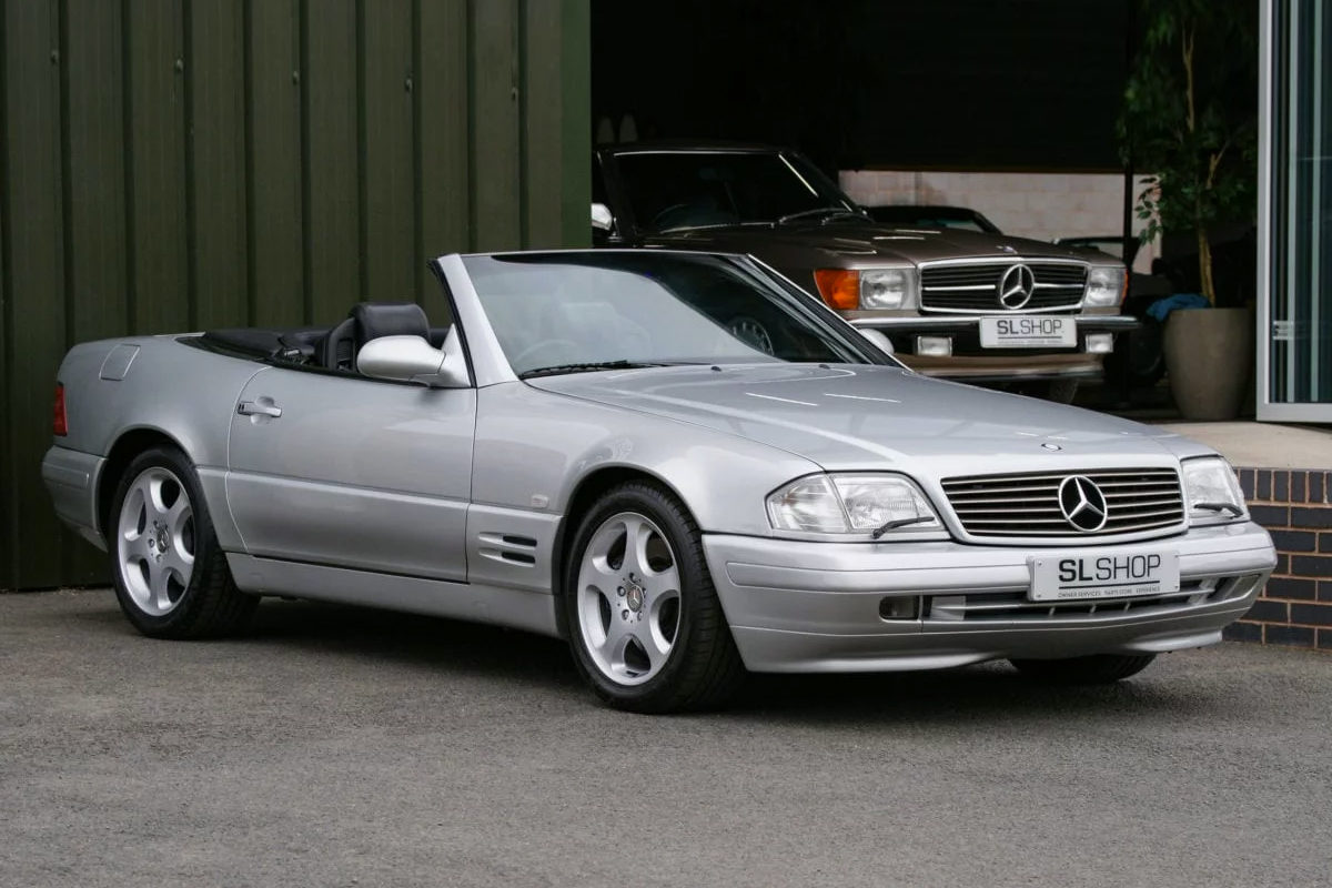 Mercedes-Benz 320SL R129
