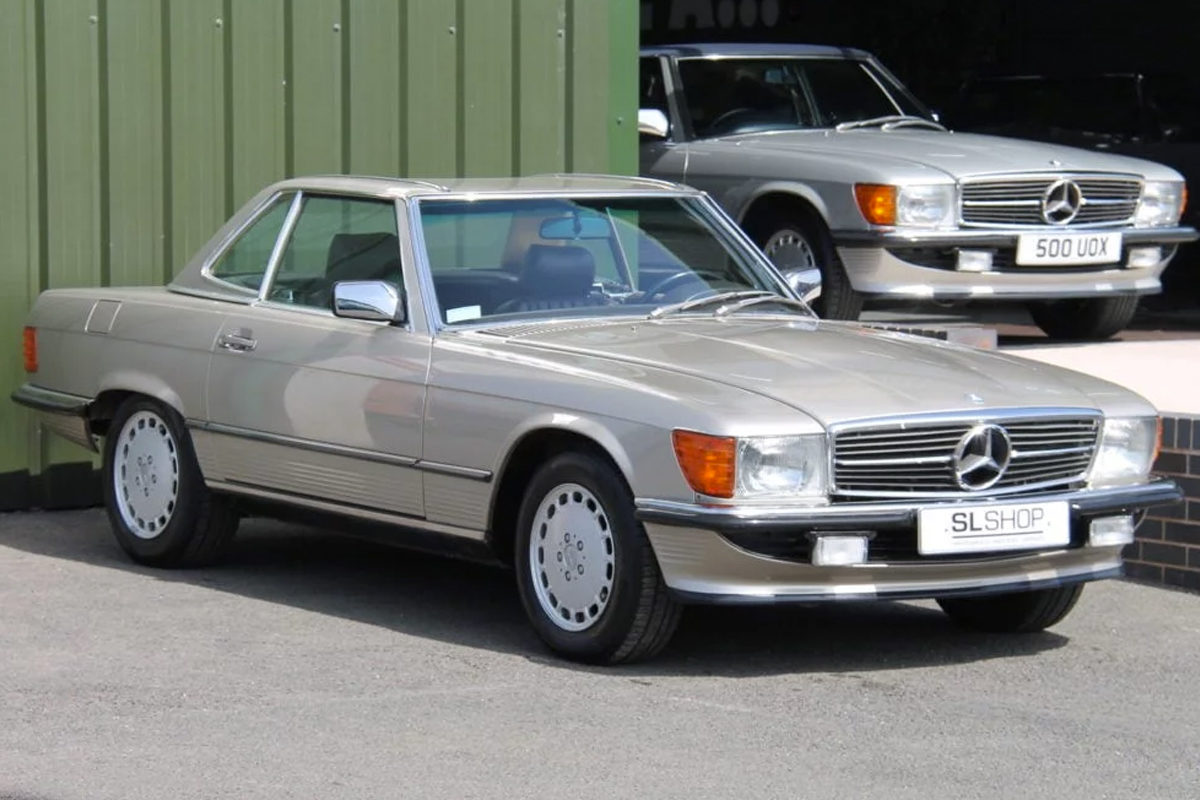 Mercedes-Benz 560SL R107