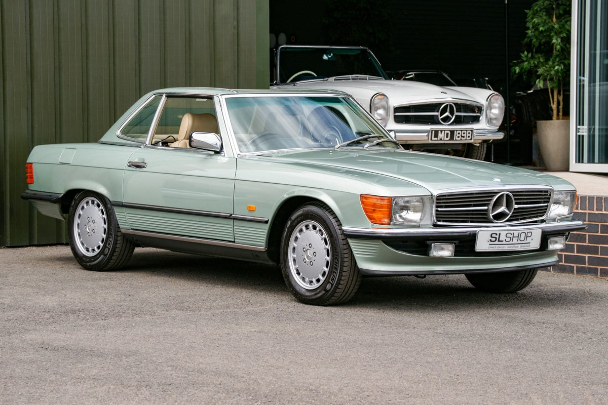 Mercedes-Benz 420SL R107